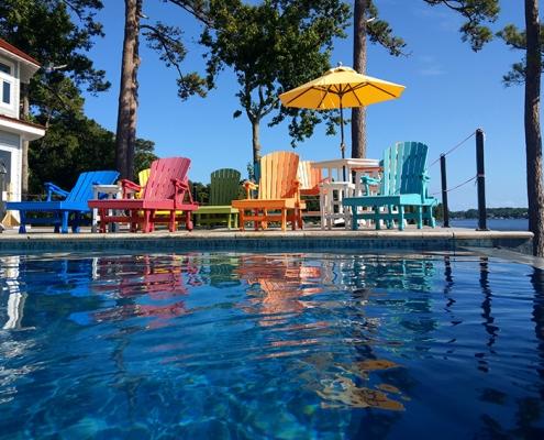 Outer Banks Remodeling - Pool Installation - Backyard Makeover